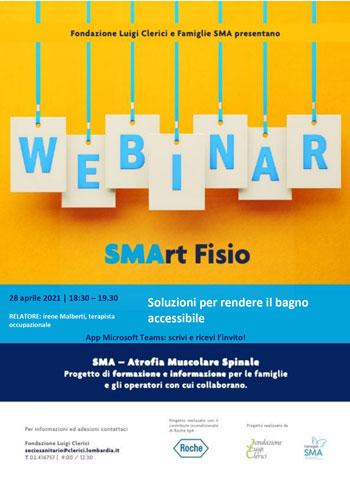 28 aprile Webinar SMArtfisio